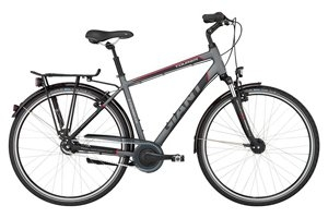 City Hybrid Bike Gents C 02