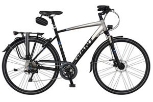 Comfort Touring Bike Gents C 01
