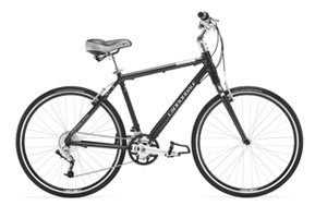 Light Touring Bike C