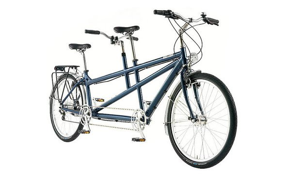 Touring Tandem Bike Lisbon Rental