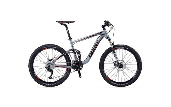 Trance Full Suspenion MTB Lisbon Rental