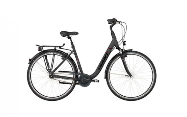 City_Hybrid Bike Rental Lisbon Lady 01